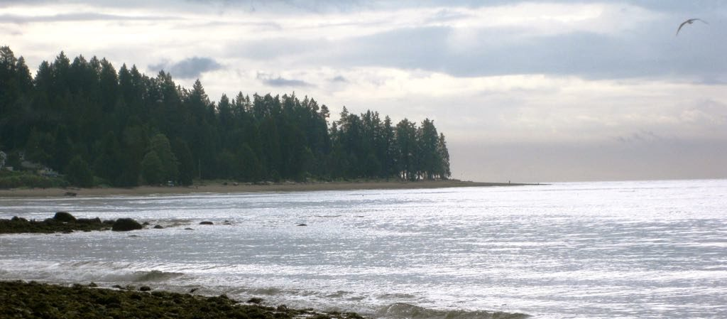 time on the Canadian West Coast