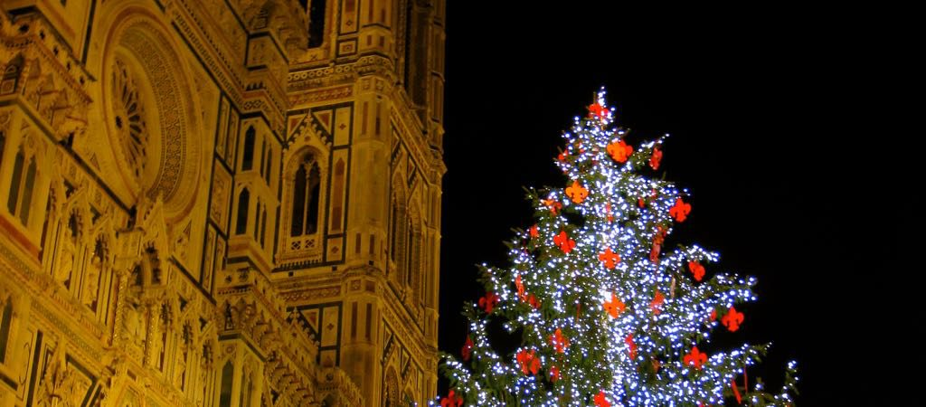 12 dates of the Florence Christmas