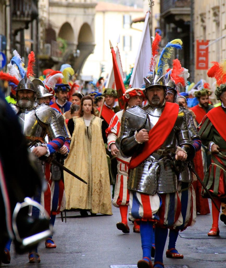Medici Easter - Parade to the Duomo