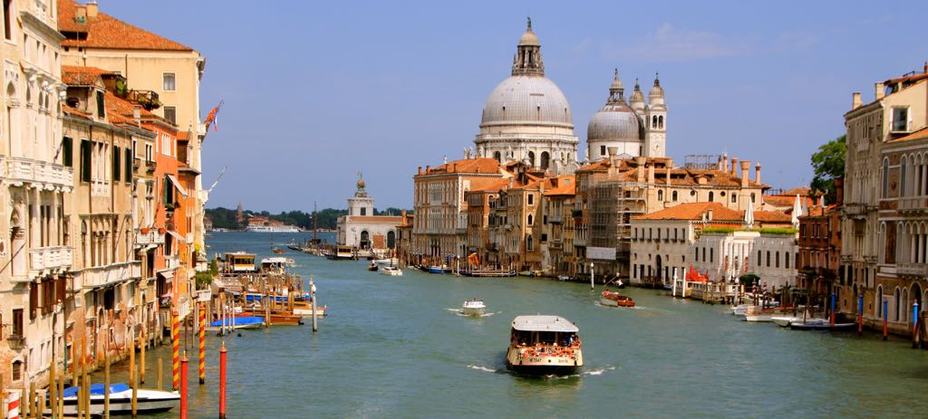 Venice Grand Canal | Why Italy?